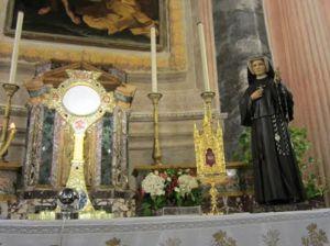 Gesù e Santa Faustina